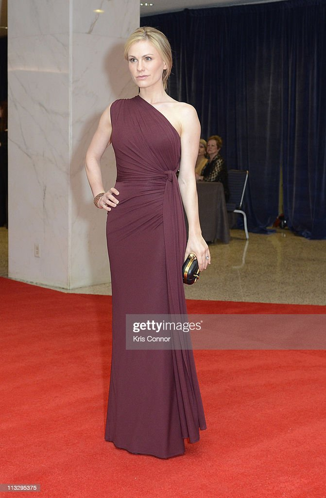 Anna Paquin attends the 2011 White House Correspondents' Association Dinner at the Washington Hilton on April 30, 2011 in Washington, DC.