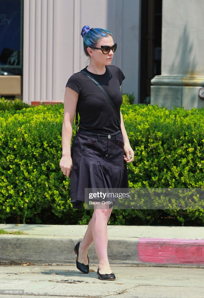 Anna Paquin is seen on July 29 2014 in Los Angeles California