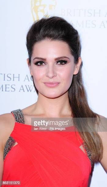 Anna Passey attending the British Academy Games Awards at Tobacco Dock London