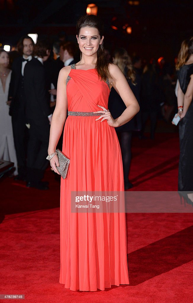 Anna Passey attends the 2014 British Academy Games Awards at Tobacco Dock on March 12, 2014 in London, England.