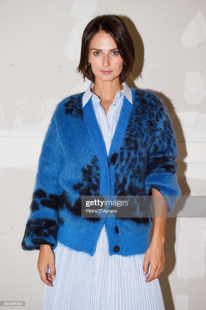 Krizia - Front Row - Milan Fashion Week Spring/Summer 2018