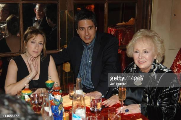 Anna Scarpulla Romano Ray Romano and Doris Roberts **EXCLUSIVE COVERAGE**