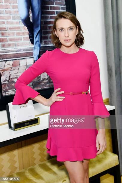 Anna Schafer attends Piaget Celebrates Brand Ambassador Michael B Jordan In Support Of Lupus LA at Piaget on October 5 2017 in Beverly Hills...