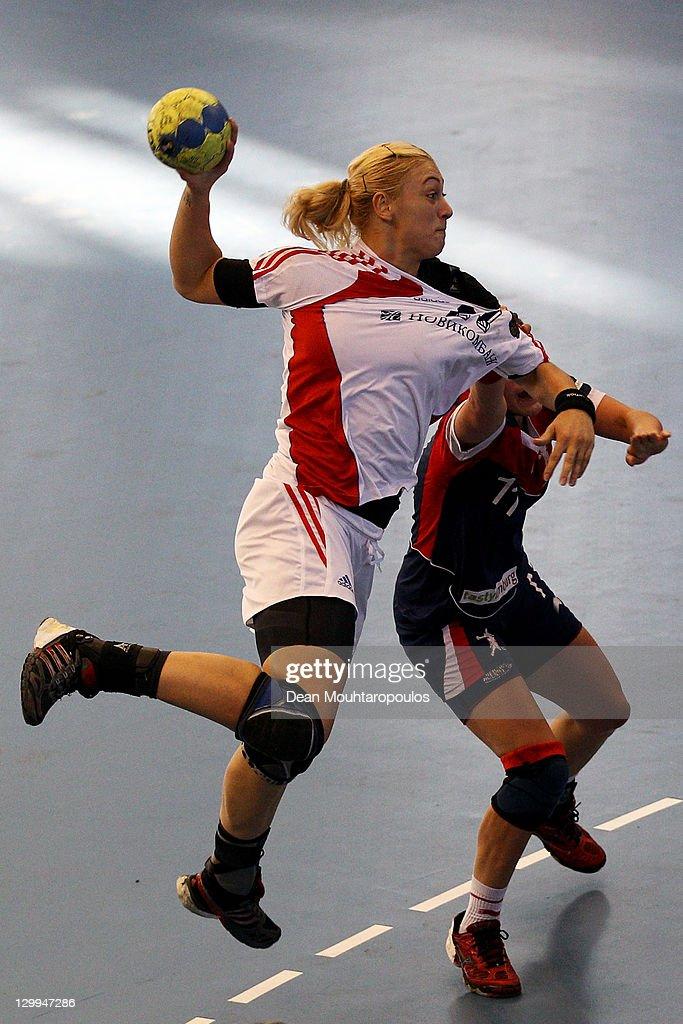 Great Britain v Russia - Women's Handball Euro 2012 Qualifier