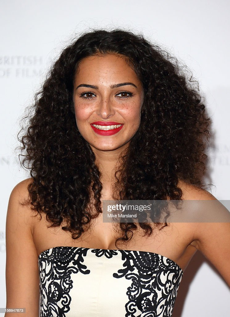 Anna Shaffer attends the British Academy Children's Awards at London Hilton on November 25, 2012 in London, England.
