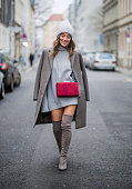 Street Style - Berlin - December 16, 2017