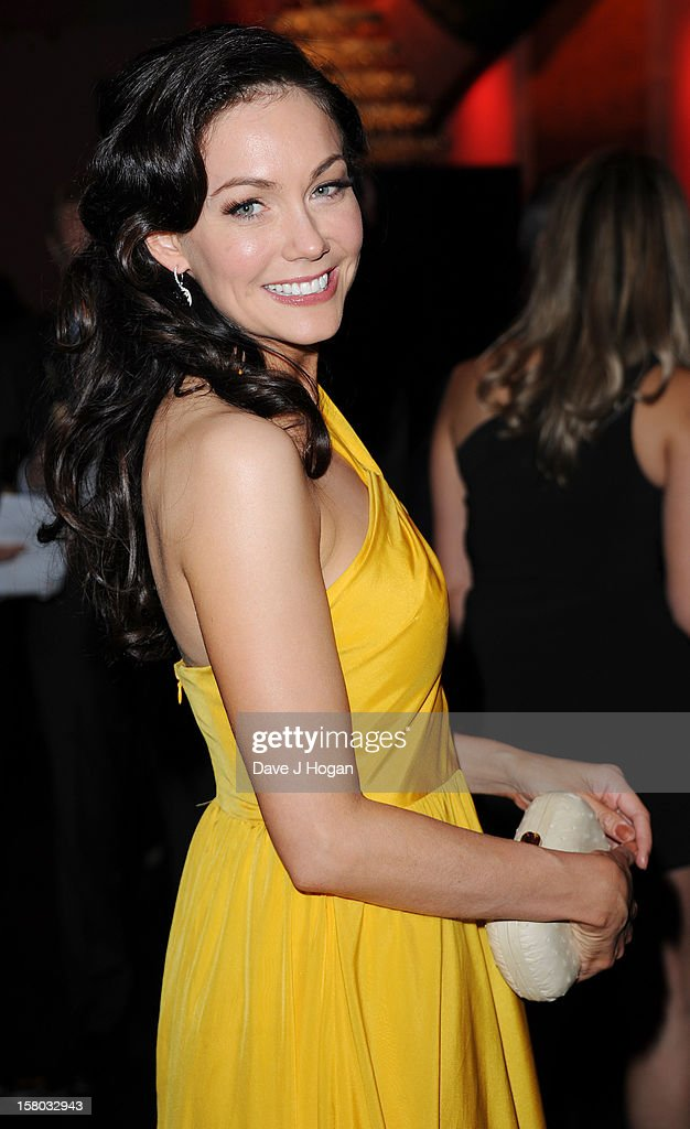 Anna Skellern attends the British Independent Film Awards at Old Billingsgate in London on December 9, 2012 in London, England.