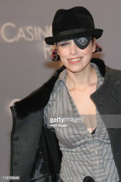 Anna Thalbach during 'Casino Royale' Berlin Premiere November 21 2006 in Berlin Berlin Germany