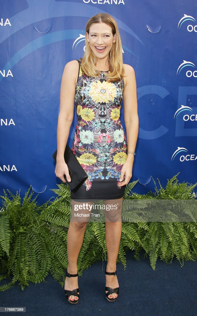 <a gi-track='captionPersonalityLinkClicked' href=/galleries/search?phrase=Anna+Torv+-+Actress&family=editorial&specificpeople=5346281 ng-click='$event.stopPropagation()'>Anna Torv</a> arrives at the 6th Annual Oceana's Annual SeaChange Summer Party held at a private residence on August 18, 2013 in Laguna Beach, California.