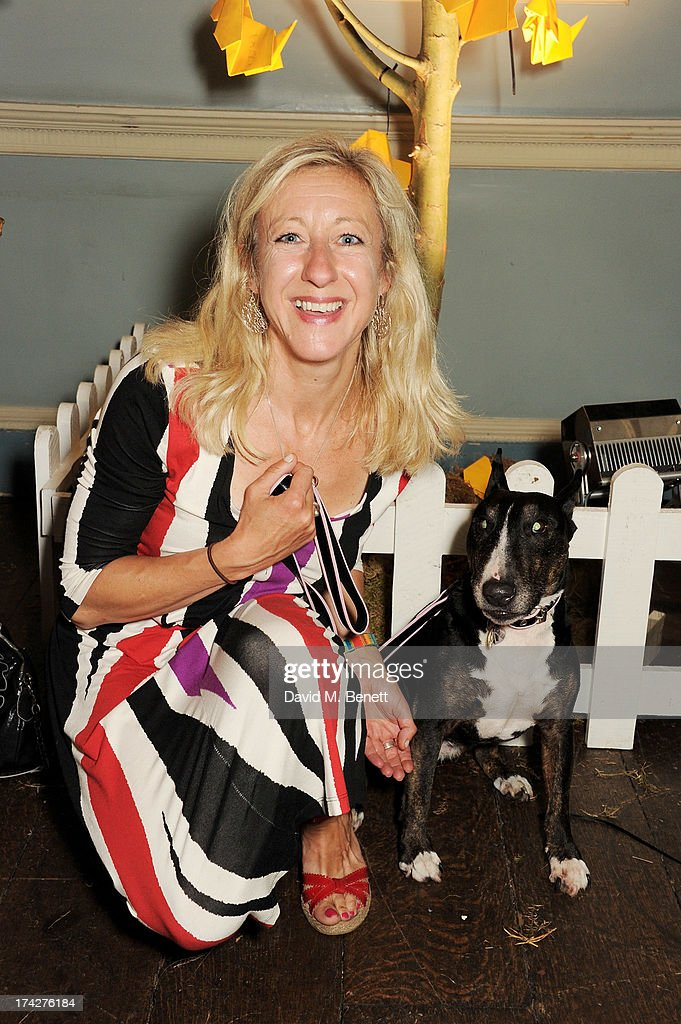 Anna Webb attends the Dogs Trust Honours held at Home House on July 23, 2013 in London, England.