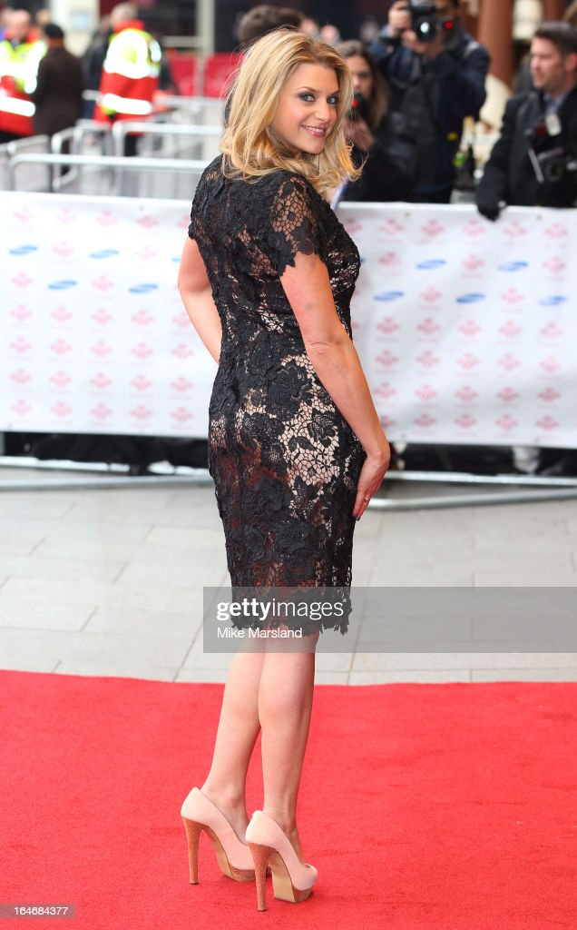 Anna Williamson attends the Prince's Trust Celebrate Success Awards at Odeon Leicester Square on March 26, 2013 in London, England.