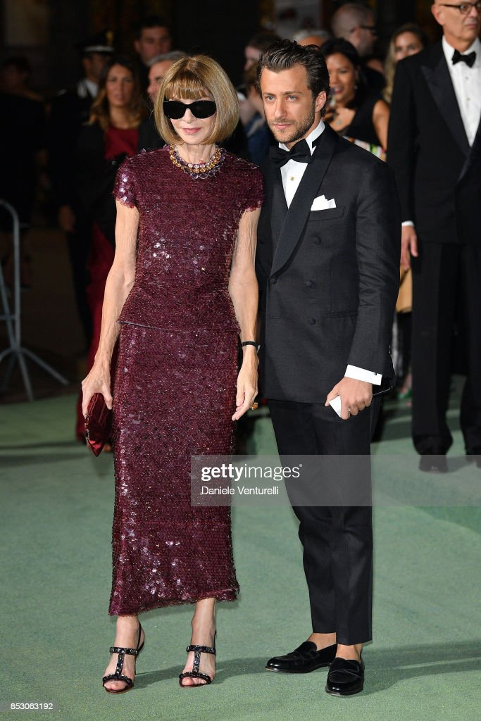 anna-wintour-and-francesco-carrozzini-attend-the-green-carpet-fashion-picture-id853063192