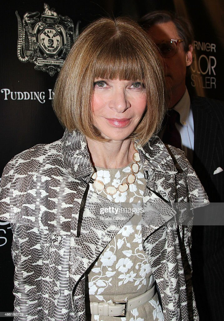 <a gi-track='captionPersonalityLinkClicked' href=/galleries/search?phrase=Anna+Wintour&family=editorial&specificpeople=202210 ng-click='$event.stopPropagation()'>Anna Wintour</a> attends the Broadway opening night of 'Hedwig And The Angry Inch' at The Belasco Theatre on April 22, 2014 in New York City.