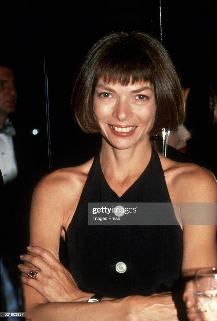 Anna Wintour circa 1980s in New York City.
