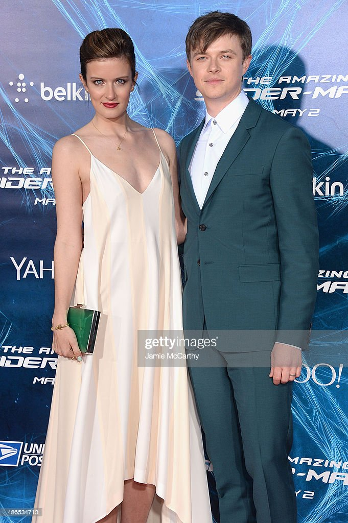 <a gi-track='captionPersonalityLinkClicked' href=/galleries/search?phrase=Anna+Wood&family=editorial&specificpeople=6911245 ng-click='$event.stopPropagation()'>Anna Wood</a> and Dane Dehaan attend 'The Amazing Spider-Man 2' premiere at the Ziegfeld Theater on April 24, 2014 in New York City.