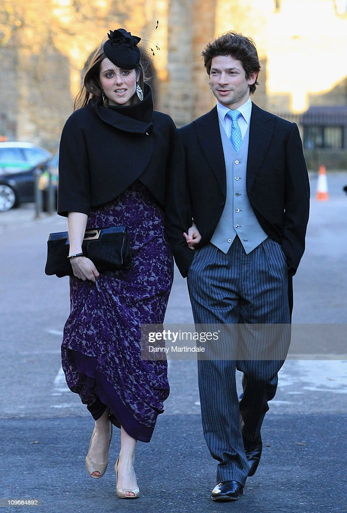 wedding of katie percy and patrick valentine getty images