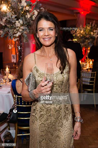Annabel Croft attends the Eastern Seasons Gala Dinner at One Marylebone on December 5 2016 in London England