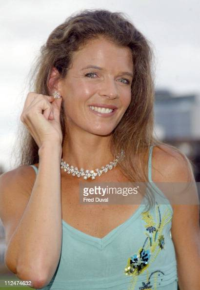 Annabel Croft Stock Photos And Pictures Getty Images