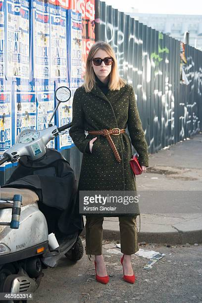 Annabel Rosendahl on day 6 of Paris Collections Women on March 08 2015 in Paris France
