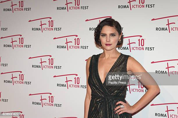 Annabel Scholey attend the Opening Ceremony of Roma Fiction Fest 2016