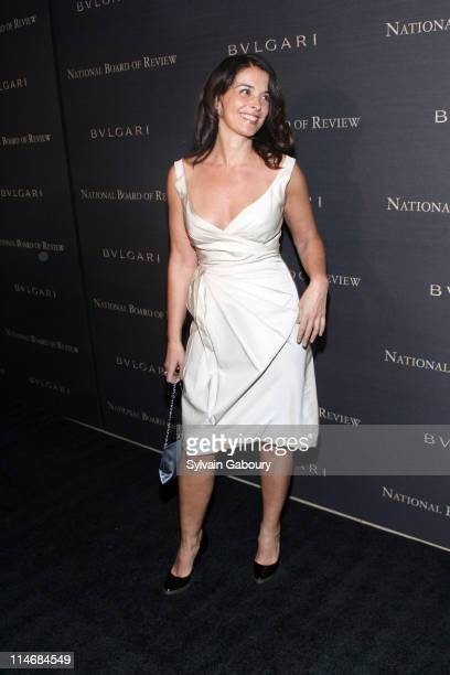 Annabella Sciorra during The 2006 National Board of Review of Motion Pictures Awards Gala Inside Arrivals at Cipriani's 42nd Street in New York City...