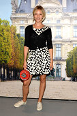 Annabelle Dexter Jones attends the Maison Jules Presentation during MercedesBenz Fashion Week Spring 2015 at Art Beam on September 2 2014 in New York...