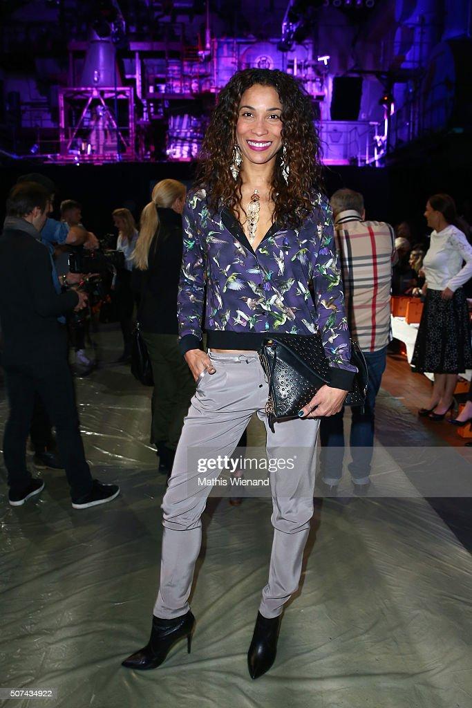 Breuninger Show Arrivals - Platform Fashion January 2016