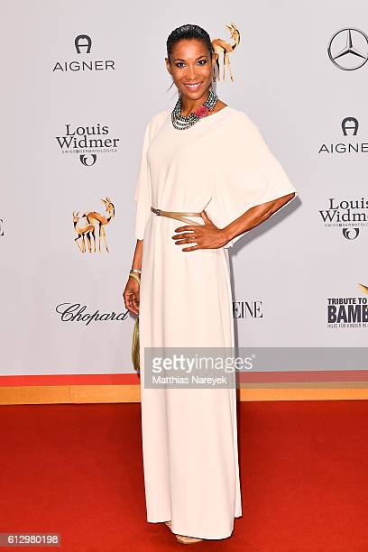 Annabelle Mandeng attends the Tribute To Bambi at Station on October 6 2016 in Berlin Germany