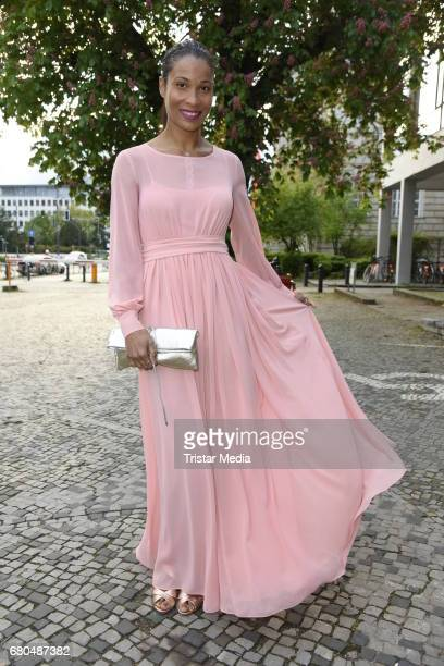 Annabelle Mandeng attends the Victress Awards Gala 2017 on May 8 2017 in Berlin Germany