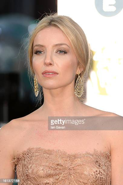 Annabelle Wallis attends the EE British Academy Film Awards at The Royal Opera House on February 10 2013 in London England