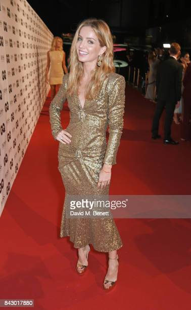 Annabelle Wallis attends the GQ Men Of The Year Awards at the Tate Modern on September 5 2017 in London England