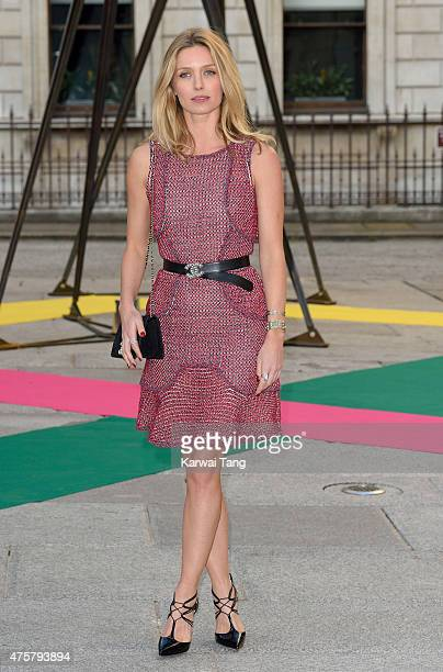 Annabelle Wallis attends the Royal Academy of Arts Summer Exhibition at the Royal Academy on June 3 2015 in London England