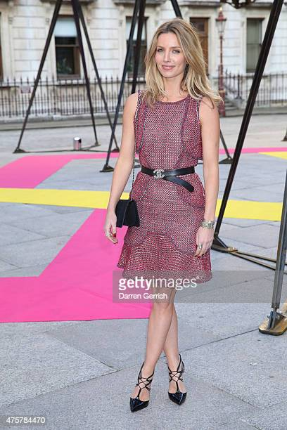 Annabelle Wallis attends the Summer Exhibition Preview Party at Royal Academy of Arts on June 3 2015 in London England