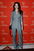 Annabelle Waters Belmondo arrives at the 6th Chinese Film Festival Cocktail Arrivals at Hotel Meurice on June 30 2016 in Paris France