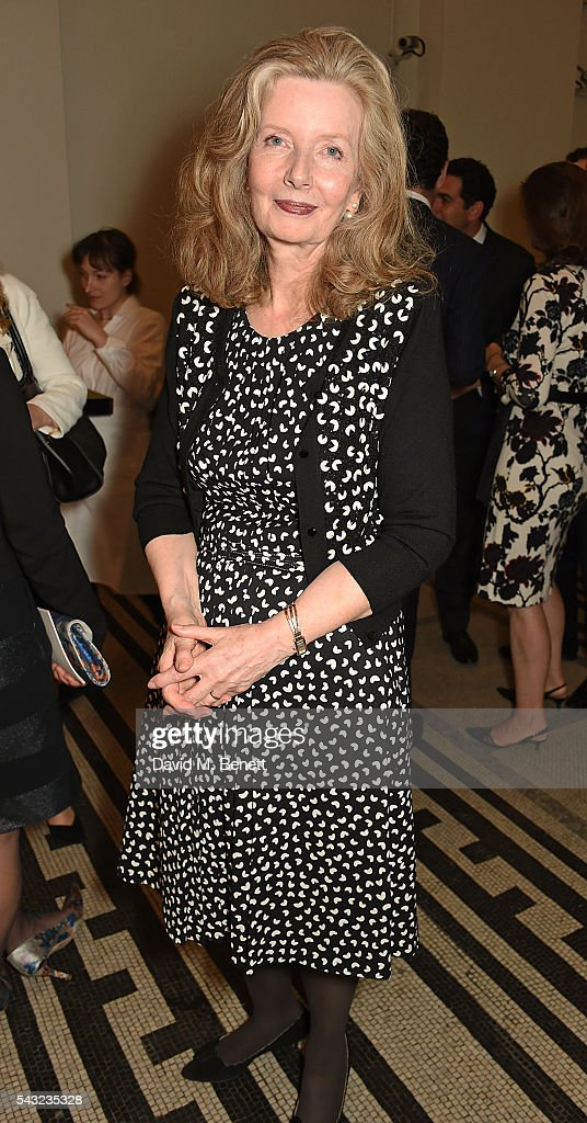 Annabelle Weidenfeld attends a celebration of the Life of Lord George Weidenfeld on June 26, 2016 in London, England.