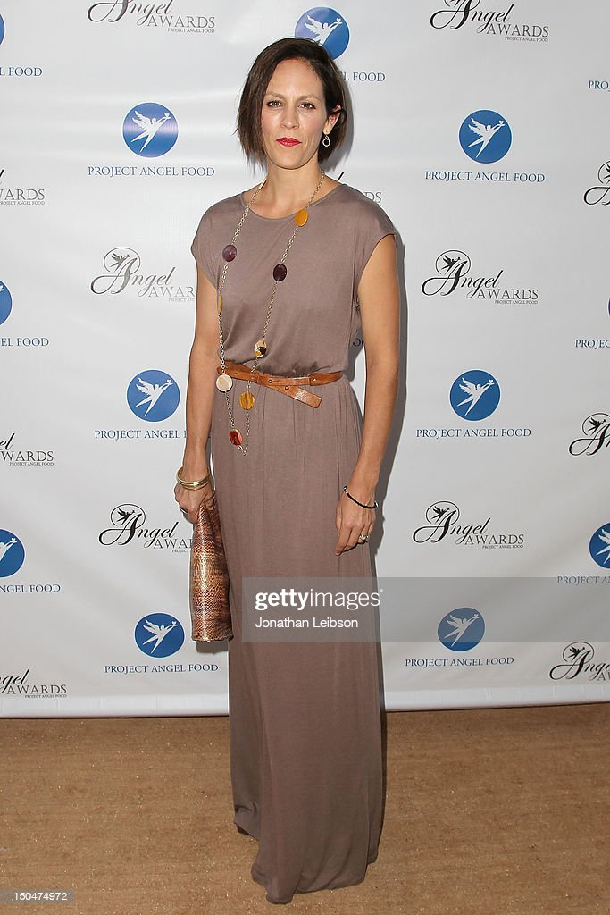 Annabeth Gish attends the Project Angel Food's Annual Summer Soiree at Project Angel Food on August 18, 2012 in Los Angeles, California.