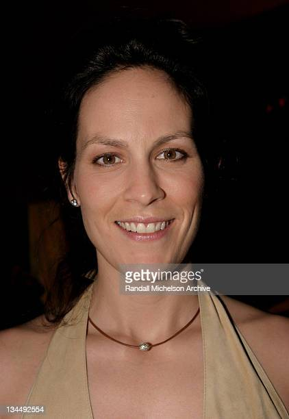 Annabeth Gish during 2004 SXSW Festival 'Knots' Premiere at Firehouse Lounge in Austin Texas United States