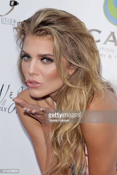 AnnaLynne McCord attends the 17th annual CAST from slavery to freedom gala May 21 2015 in Los Angeles California