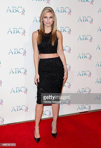 AnnaLynne McCord attends the 2015 Talk Of The Town Gala at The Beverly Hilton Hotel on November 21 2015 in Beverly Hills California