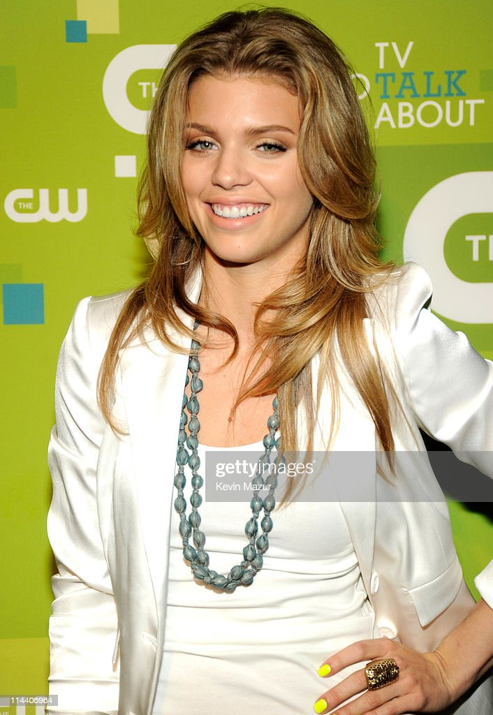 AnnaLynne McCord attends the CW Network's 2011 Upfront at Jazz at Lincoln Center on May 19, 2011 in New York City.