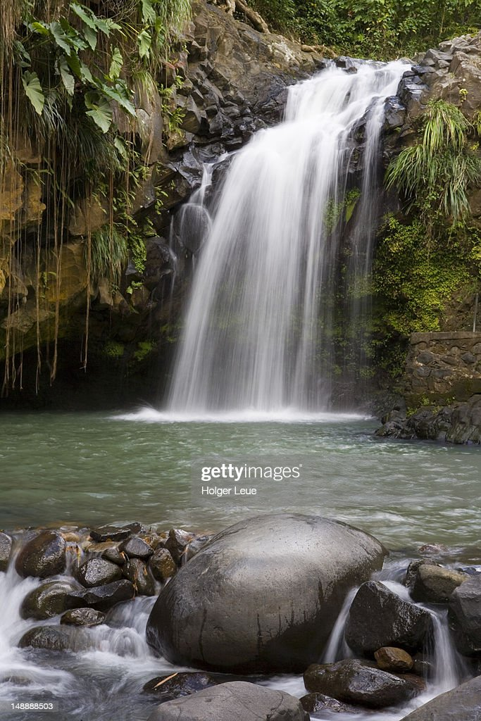 Annandale Falls. : Stock Photo