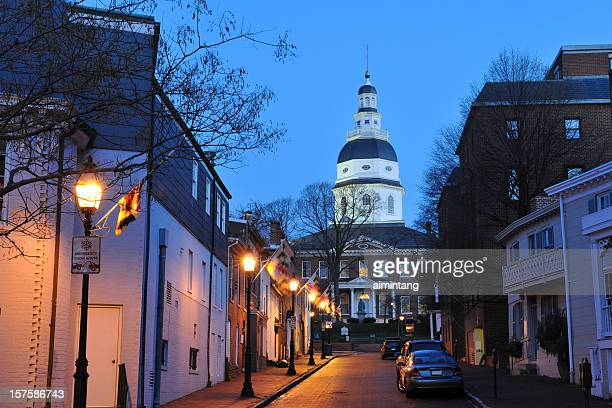 Annapolis at Dawn