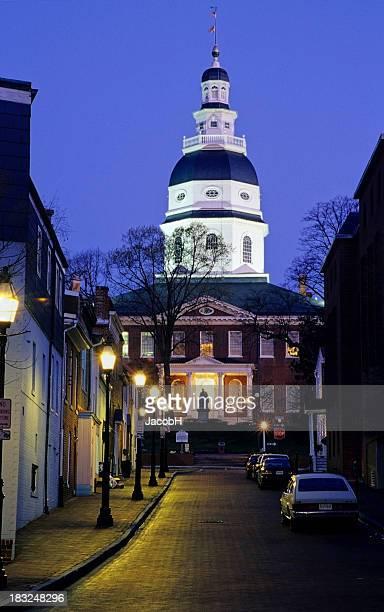 Annapolis residencia estatal