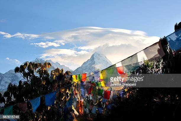 Annapurna Buddhist Prayer Flags