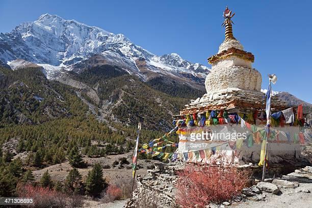 Annapurna view, nepal