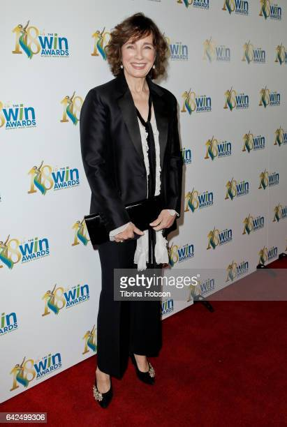 Anne Archer attends the 18th Annual Women's Image Awards at Skirball Cultural Center on February 17 2017 in Los Angeles California