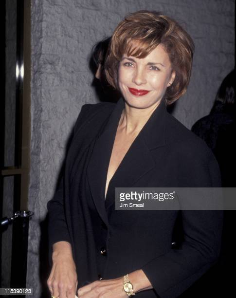 Anne Archer during 'Sabrina' Los Angeles Premiere at Mann's National Theater in Westwood California United States