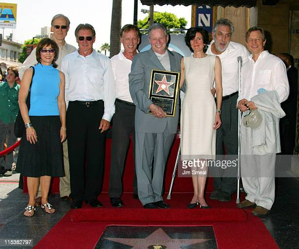 Anne Archer James Cromwell Harrison Ford James Woods Mace Neufeld and guests