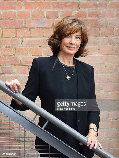 Anne Archer promotes the london debut of the trial of Jane Fonda at Park Theatre on April 21 2016 in London England