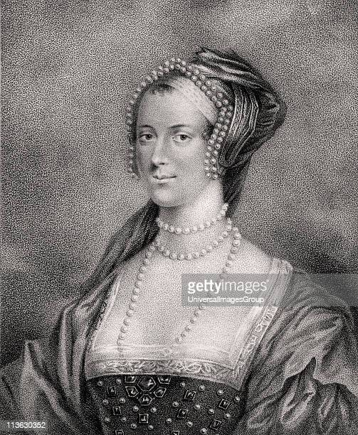 Anne Boleyn also spelled Bullen 15071536 Second wife of Henry VIII Engraved by Bocquet from the book A Catalogue of the Royal and Noble Authors...